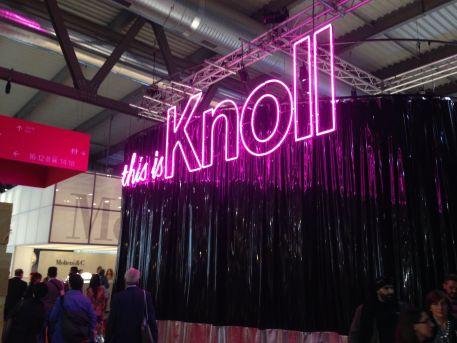 Salone Milano 2015 - Knoll @ Ana Paula Barros (1)