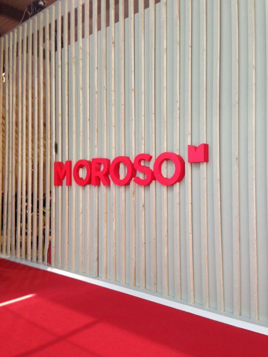 Salone Milano 2015 - Moroso @ Ana Paula Barros (1)