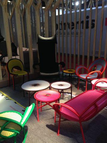 Salone Milano 2015 - Moroso @ Ana Paula Barros (10)