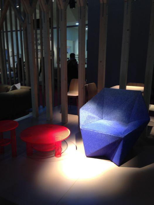 Salone Milano 2015 - Moroso @ Ana Paula Barros (2)