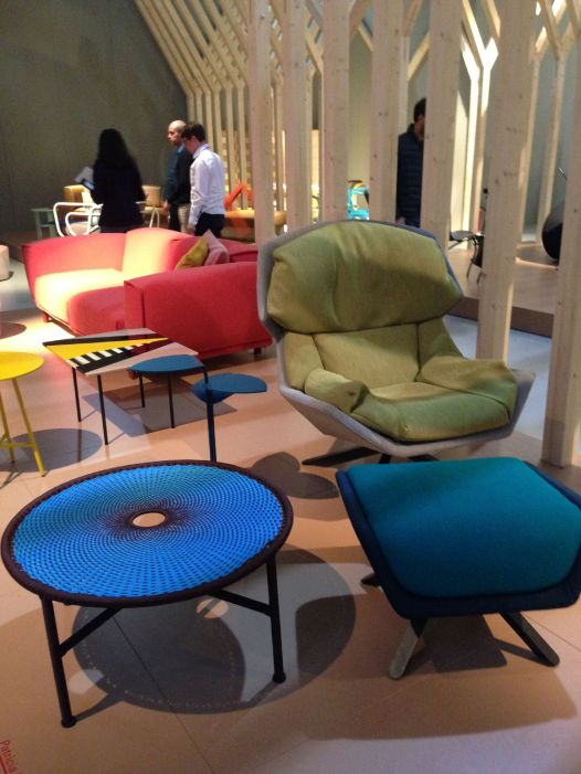Salone Milano 2015 - Moroso @ Ana Paula Barros (6)
