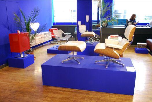 Blue Klein no The Conran Shop@ Divulgação