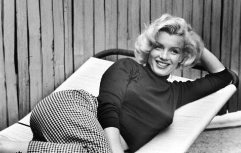 Gingham-Vichy Marilyn Monroe @ Divulgação