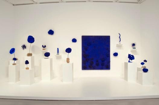 Instalação de Yves Klein @ Divulgação