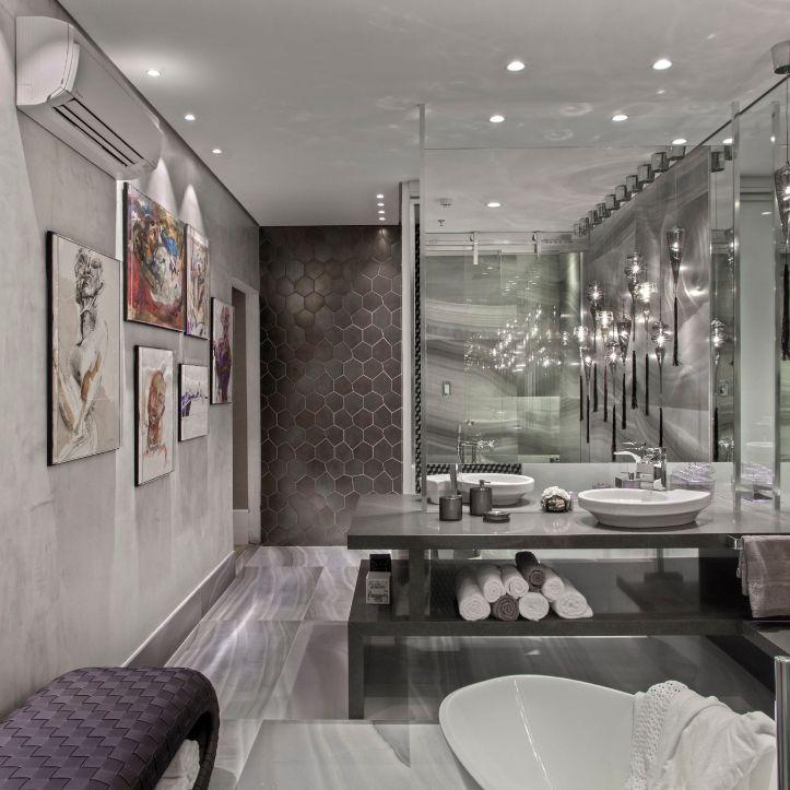 Campinas Decor 2015 Sala de Banho do Casal @ Leandro Farchi