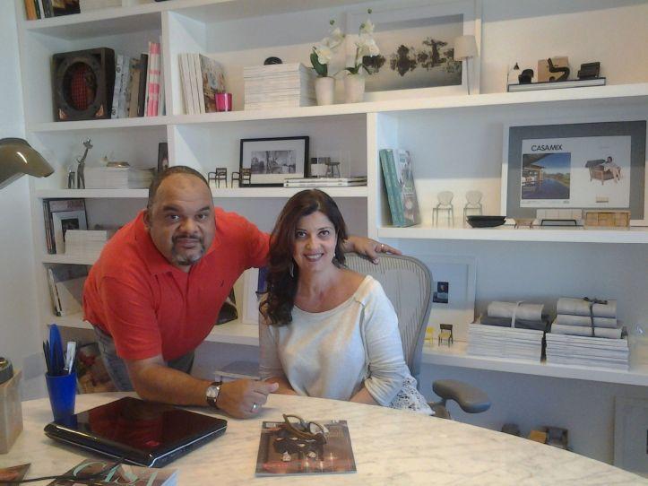 Jorge Marcelo Oliveira e Elaine Carvalho @ MONDO MODA