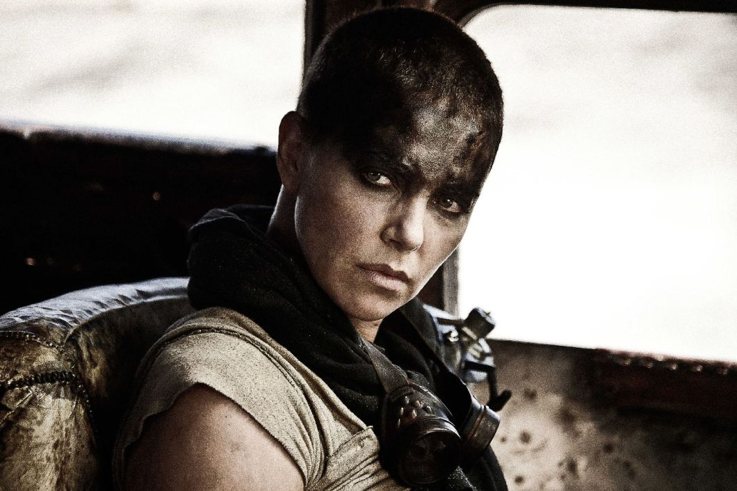 MAD MAX: FURY ROAD  - Charlize Theron  © 2015 VILLAGE ROADSHOW FILMS