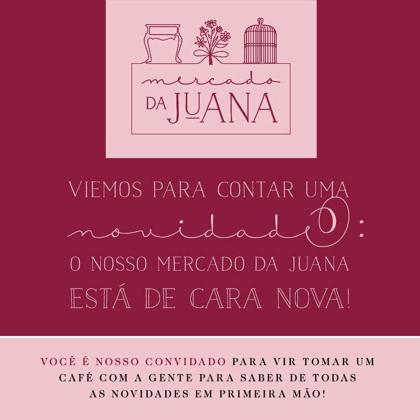 Mercado da Juana - Cara Nova - Agosto 2015 @ divulgação