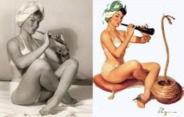 Garotas pin-ups @ divulgação ((13)