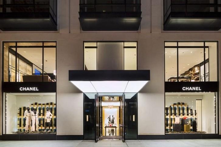 Chanel Boutique by Peter Marino @ Divulgação (1)