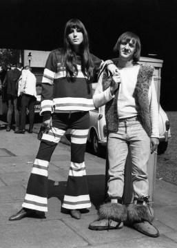 1965 Cher e Sonny @ Reprodução2