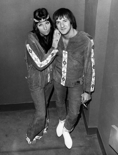 1966 Cher e Sonny @ Reprodução