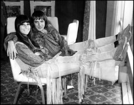 1967 Sonny e Cher @ Getty (1)