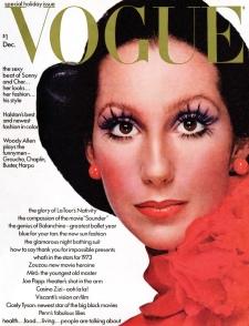 1972 Cher na Vogue