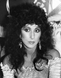 1981 Cher @ Getty