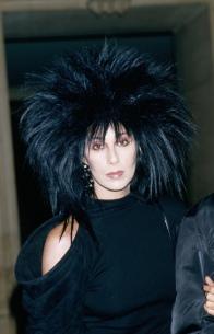 1982 Cher Big-Hair