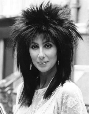 1985 Cher @ Getty