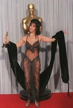 1988 Cher - Oscar @ Getty