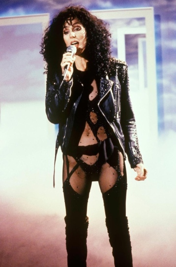 1989 Cher Turn-Back-Time-Music-Video