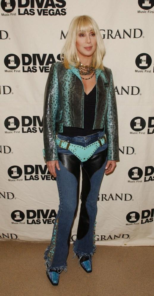 2002 Cher - VH1 Divas Las Vegas @ Getty
