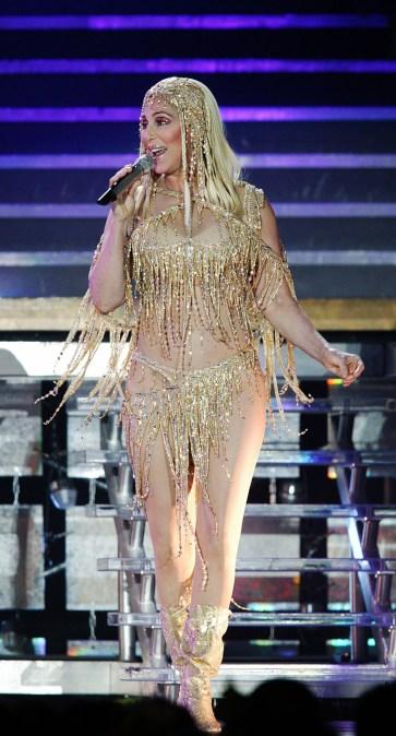 2003 Cher - Farewell Tour @ Getty