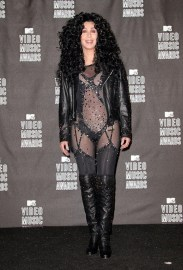 2010 Cher - VMA's @ Getty