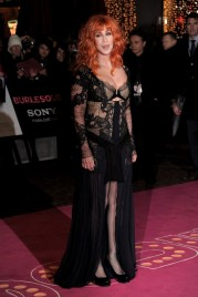 2012 Cher - Premiere Burlesque @ Getty (1)