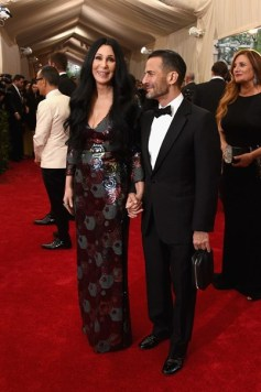 2015 Cher e Marc Jacobs @ Getty Images