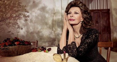 Dolce-and-Gabbana-Dolce-Rosa-Sophia-Loren-Fragrance-Film