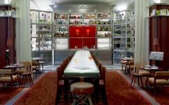 Philippe Starck assina bar do Hotel Royale Monceau em Paris @ Divulgação