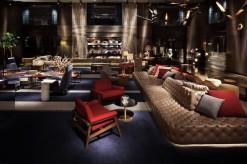 Philippe Starck assina Hotel Hudson em Nova York @ Divulgação