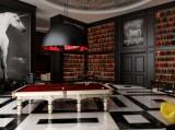 Philippe Starck assina sala de jogos do Yoo Hotels e Residences @ Divulgação