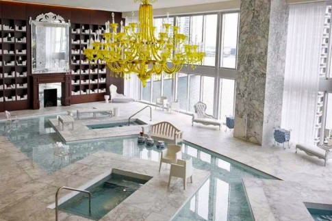Philippe Starck assina SPA Viceroy Luxury em Miami @ Divulgação