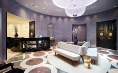 Phillipe Starck assina Lobby do Hotel Sans Souci em Viena, Suíça @ Divulgação