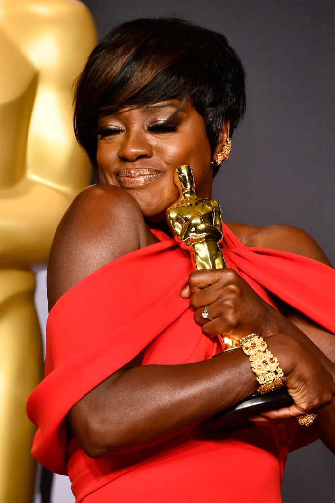 Oscar 2017 Viola Davis @ Frazer Harrison/Getty Images