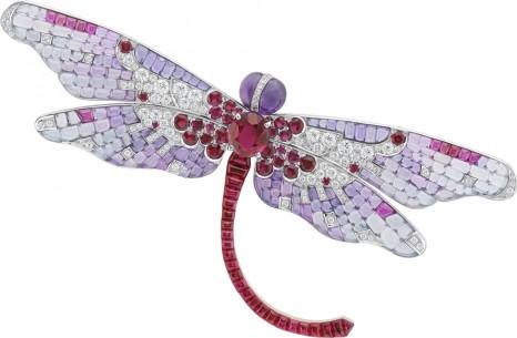 Van Cleef & Arpels - Dragonfly @ Reprodução
