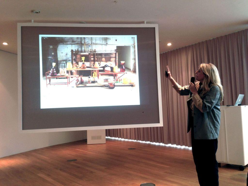 Palestra com Patricia Urquiola @ Ana Paula Barros