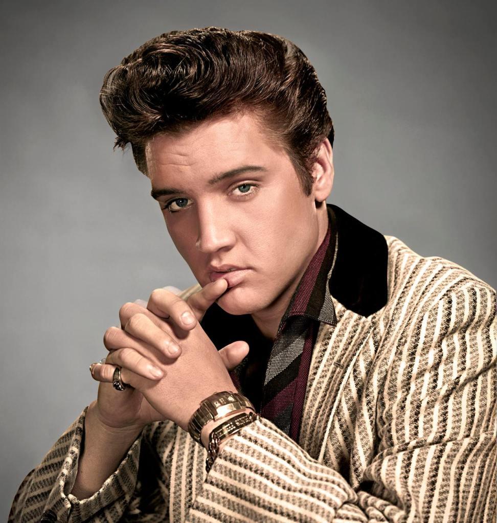 Elvis Presley foi um dos maiores cantores dos anos 50 e 60 @ Reprodução