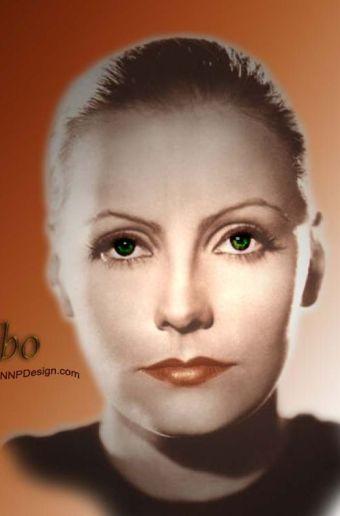 Greta Garbo foi uma das maiores estrelas do cinema mudo de Hollywood @ Reprodução