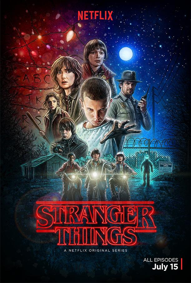 Stranger Things @ Divulgação