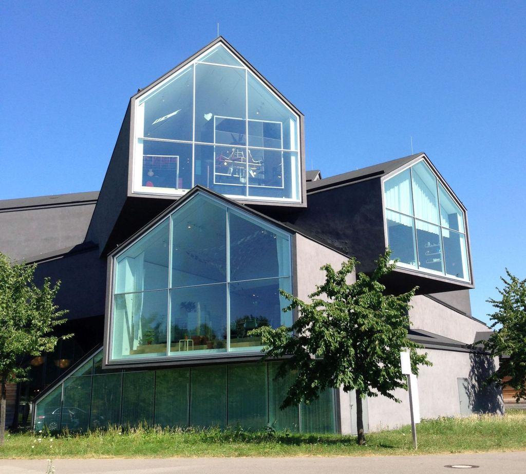 Vitra Haus, projeto de Herzog & de Meuron @ Ana Paula Barros