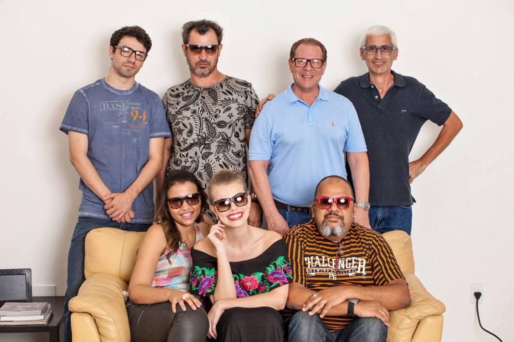 Equipe da Campanha Verão 2017 Detroit Eyewear @ Tácito