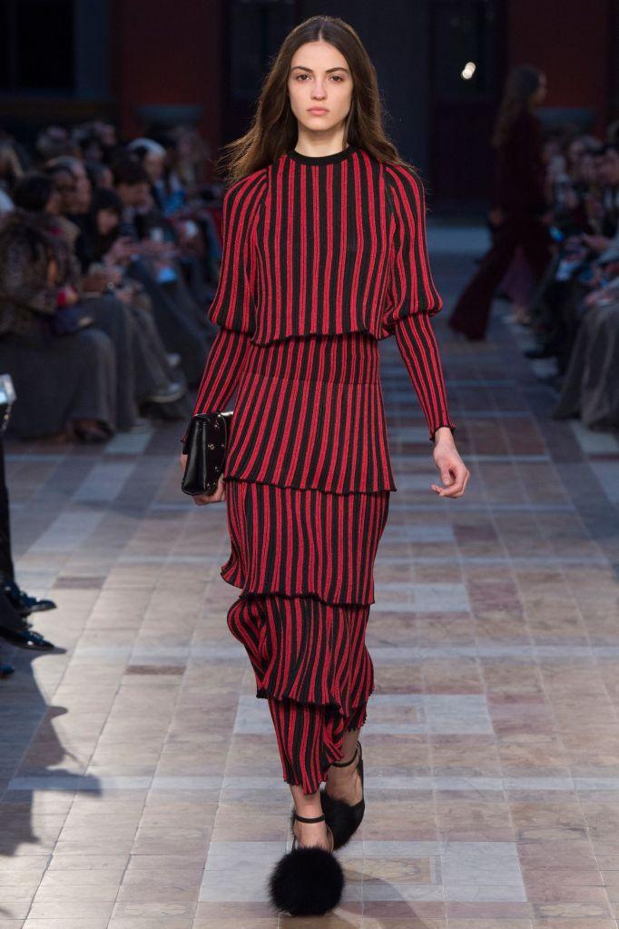 Sonia Rykiel Fall 2016 Ready-To-Wear @ Kim Weston Arnold - Indigital.tv