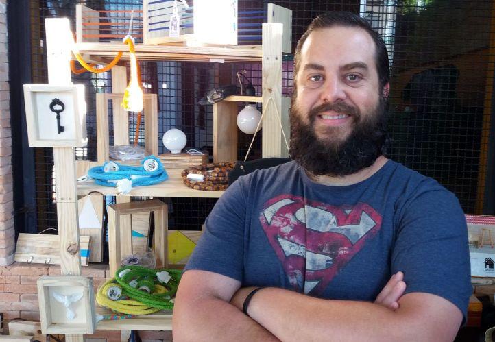 Flávio Casagrande no Bazar Sto. Ócio - Outubro 2016 @ MONDO MODA