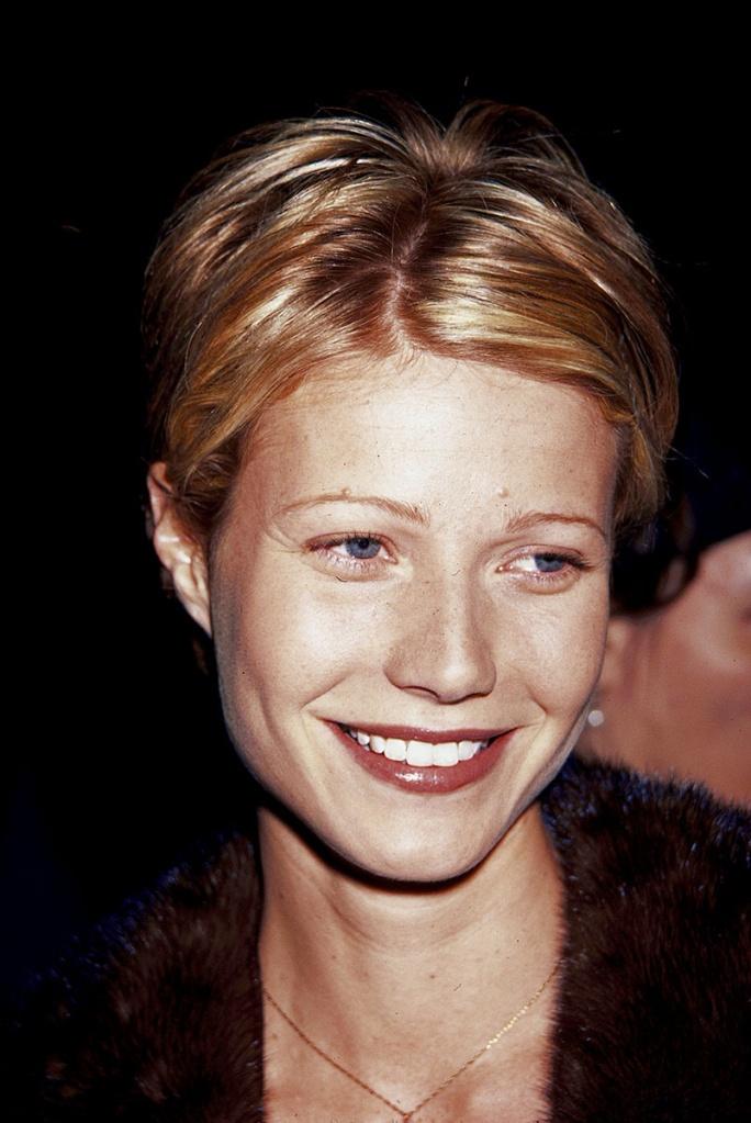 Gwyneth Paltrow, 1997, Pixie Cut @ Getty