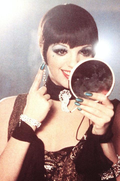 Liza Minnelli, 1972, Cabaret @ Courtesy Everett Collection