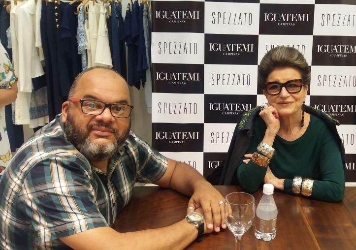 Jorge Marcelo Oliveira e Costanza Pascolato - Outubro 2016 @ Flávio Casagrande