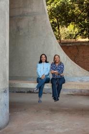 Suely Cardoso e Stella Pastana Tozo - Organizadoras da Campinas Decor @ Divulgação