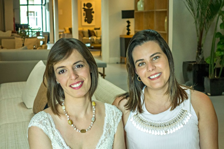 Leticia Wassall e Isabela - MONDO MODA @ Tácito Carvalho e Silva
