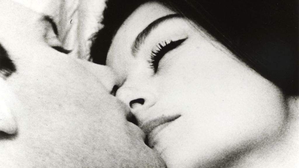 Filme 'Um Homem, Uma Mulher, 1966 @ Reprodução